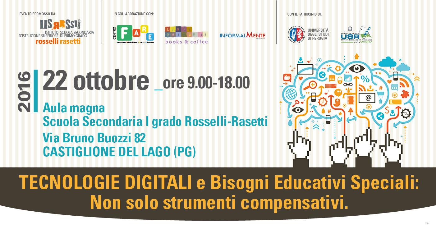 Tecnologie Digitali e Bisogni Educativi Speciali